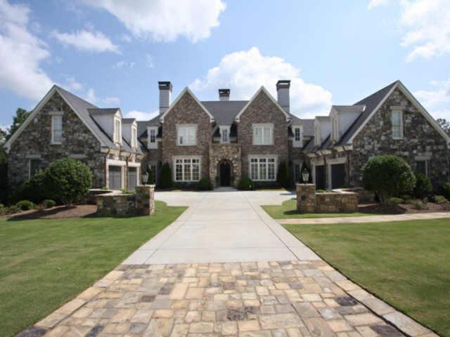 Atlanta Luxury Homes $10 Million To $50 Million